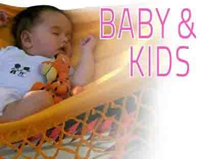 Baby en kinder categorie